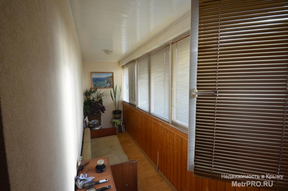 Продается шикарная 3к квартира с 2мя лоджиями по улице сверд.